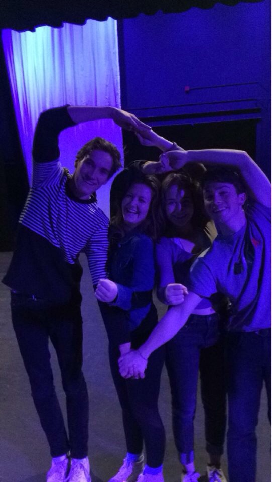 Behind the Scenes with the SchoolMusical!